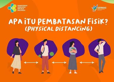 Apa Itu Physical Distancing?